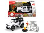 DICKIE - Mercedes V8 Adventure Set